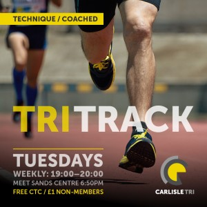 Carlisle Tri Club - TRITRACK Tuesday